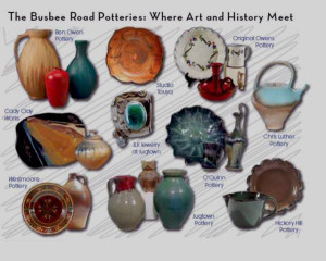 Busbee Road Potteries